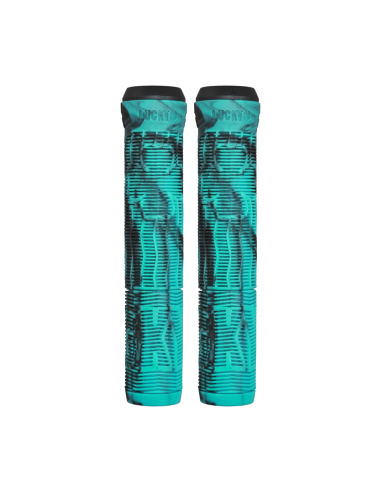 LUCKY VICE 2 GRIPS BLACK TEAL