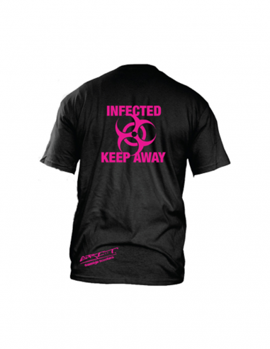 GRIT INFECTED T-SHIRT