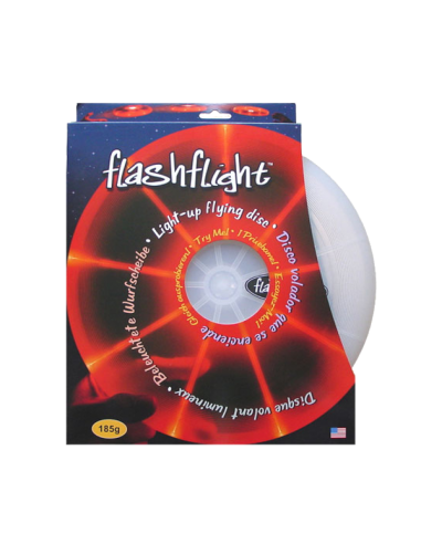 FLASHFLIGHT DISC RED