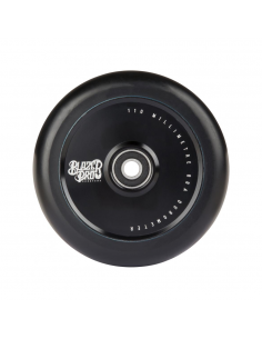 BLAZERPRO HOLLOW 110 WHEEL BLACK