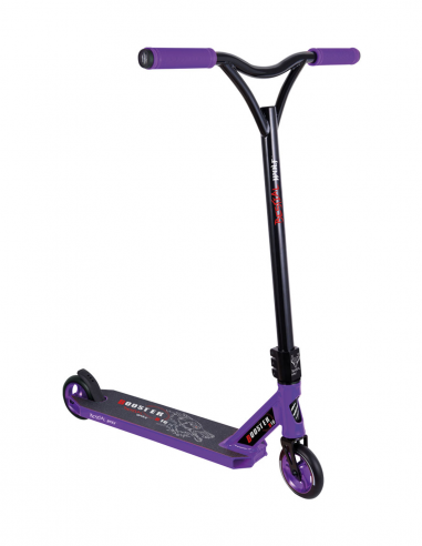 BESTIAL WOLF BOOSTER B16 VIOLET BLACK