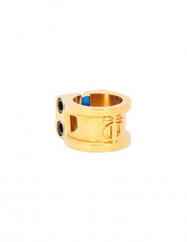 OATH CAGE DOUBLE CLAMP NEOGOLD